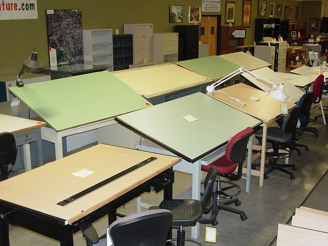 Used Drafting Tables